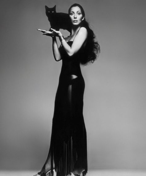 WE ♥ CHER Cher for Vogue, June 1974 by Photographer