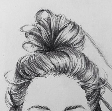 Home Art How To Draw Hair Art Sketches Pencil Art Drawings