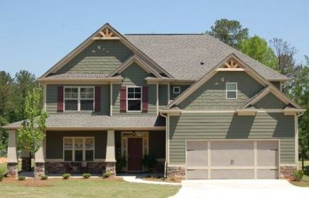 23 Trendy House Colors With Stone Craftsman Style Exterior Paint Colors For House House Exterior Exterior House Siding