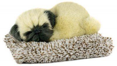 Pug Perfect Petzzz Mini Snoring Dog Stuffed Animal Pug Puppies