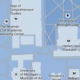 Lost on campus? Check out our interactive campus map! Brought to you by Student Life.