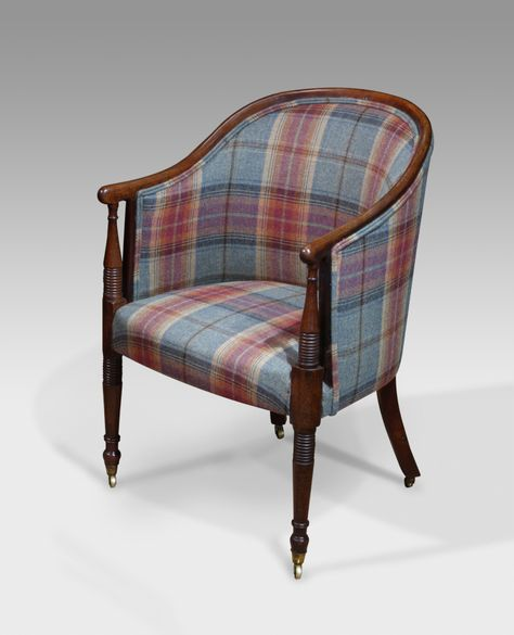 Antique Tub Chair Antique Bedroom Furniture Upholstered Arm