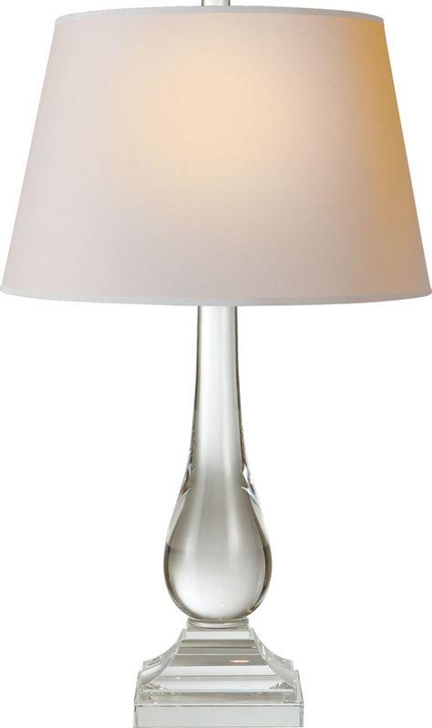 Modern Barade Round Table Lamp
