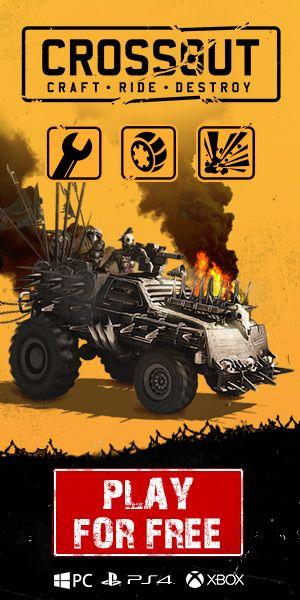 Crossout Action Games Online Battle Pvp