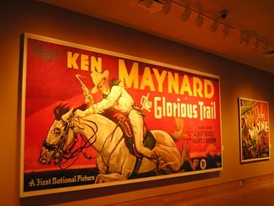 Maybe vintage western posters is my thing.