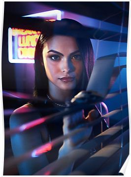 Veronica Lodge Poster by aoritoioho