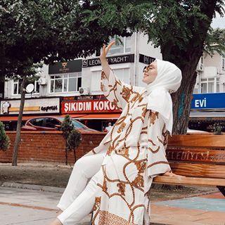 M E R V E K U Z A N Mervekuzan Instagram Foto Dan Video Instagram Hijab Fashion