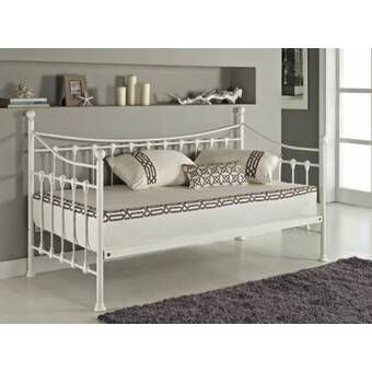 Cranmore Daybed With Trundle Trundle Bed Frame Bed Design