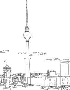 Ausmalbilder Berlin 348 Malvorlage Alle Ausmalbilder Kostenlos