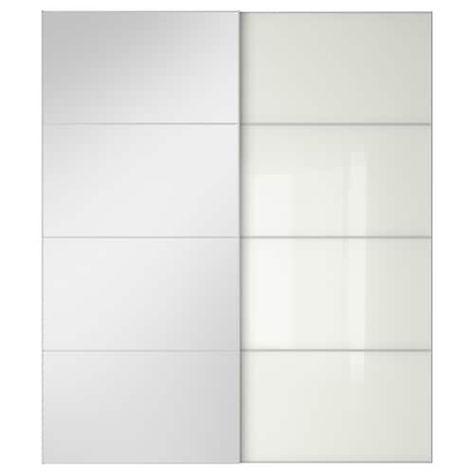 Pax Guardaroba Bianco Hasvik Bianco 200x66x236 Cm Con Immagini