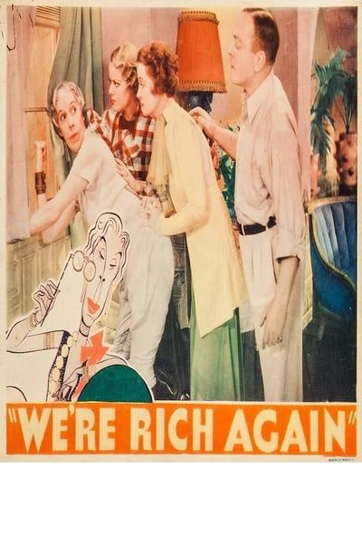 I Review We Re Rich Again Because It S Filled With Billie Burke Billie Burke We Re Rich Again Movie Reviews In 2020 Billie Burke Billie Classic Films