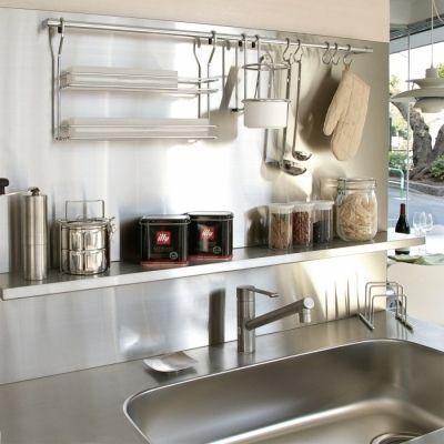 ステンレスキッチンパネル セミオーダー キッチンパーツ 建築部材の見積 購入 Ekreaparts エクレアパーツ ステンレスキッチン キッチン キッチンデザイン