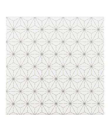 Burbank Silk Geometric Tile Geometric Tiles Geometric Tiles Bathroom Patterned Floor Tiles