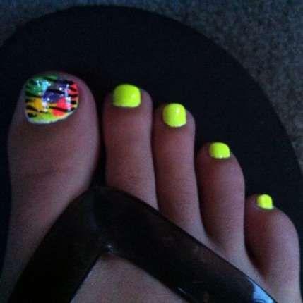 Nails Ideas Bright Toe 58 Best Ideas Toe Nail Designs Toe Nails Bright Toe Nails