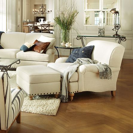 Arhaus Living Room Love The Mix