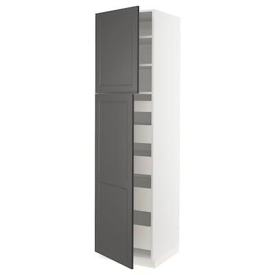 "White,20 1//2x15 3//8 /"" IKEA TRONES Shoe//storage cabinet"