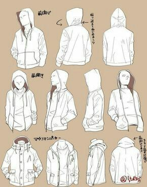 Effortless Tutorials How To Draw Hoodies Anime 2019 Drawing Wrinkles Sketches Art Reference Poses