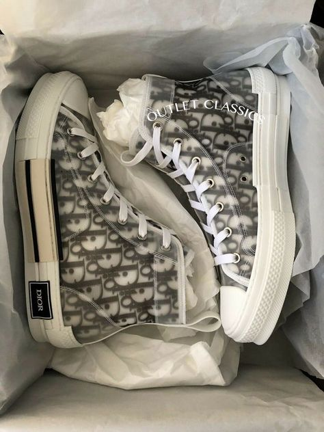 Christian Dior Sneakers for Sale in New York, NY - OfferUp Sneakers Fashion, Fashion Shoes, Emo Fashion, Hijab Fashion, New Shoes, Shoes Heels, Aesthetic Shoes, Hype Shoes, Fresh Shoes