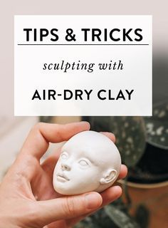 How to work with air-dry clay to get the best results? How to work with air-dry clay to get the best results? The post How to work with air-dry clay to get the best results? appeared first on Clay ideas. Polymer Clay Dolls, Polymer Clay Crafts, Diy Clay, Polymer Clay Recipe, Polymer Clay People, Polymer Clay Figures, Diy Air Dry Clay, Air Drying Clay, Air Dry Clay Crafts