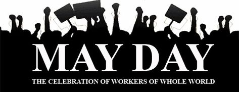 Monday,  May 3rd Declared Public Holiday