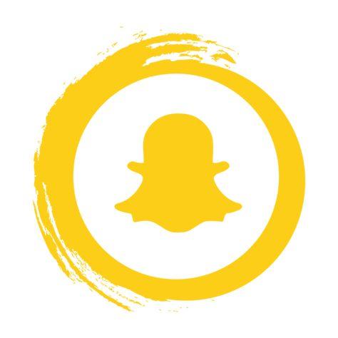 Snapchat Icon Logo PNG and Vector