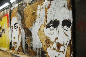 Kuriositas: Vhils: Graffiti Art as Architectural Archaeology