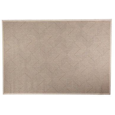 Tapis 160x230 Cm Cross Beige En 2020 Tapis Salon Tapis Tapis 160x230