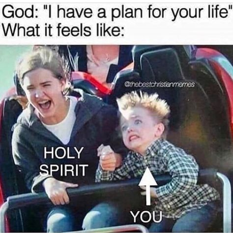 """The Top 14 Most Hilarious Christian Memes. According to the wisest man who ever lived, """"A joyful heart is good medicine. Really Funny Memes, Stupid Funny Memes, Funny Relatable Memes, Funny Quotes, Hilarious, Funny Jesus Memes, Funny Church Memes, Jesus Jokes, Funny Stuff"""