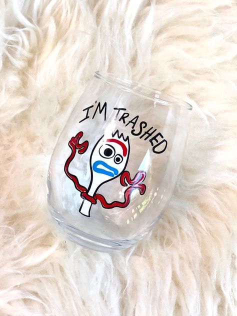 It's Time to Get Trashed With Forky From Toy Story 4