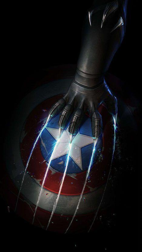 Cool Avengers Wallpaper For Iphone Xr Wallpaper Em 2020