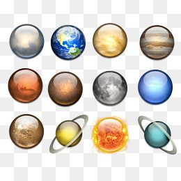 Solar System Planets And Moons Solar System Clipart Solar System Planet Png Transparent Clipart Image And Psd File For Free Download Solar System Art Solar System Planets Solar System Clipart