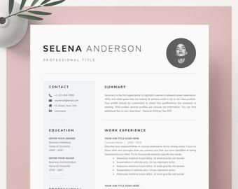 Resume Template Resume Template Word Resume With Photo Resume With Cover Letter Professional Resume Cv Template Cv Modern Resume Word Lebenslauf Vorlagen Word Lebenslauf Vorlagen Lebenslauf