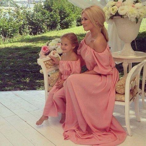 Vestiti Eleganti Mamma E Figlia.أعلى تصنيف أصيلة سان فرانسيسكو موثوق Mother E Daughter Same