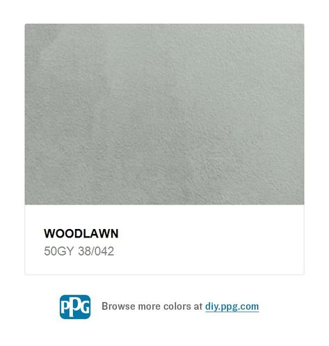 Explore Paint Color Woodlawn By Ppg Timeless Available At The Home Depot An Exquisite Grey Sage Green Is A Lovely Choice For Kitchen
