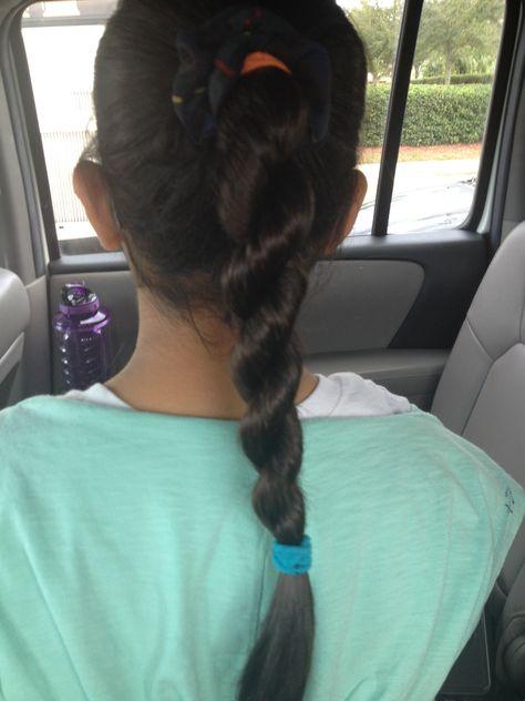 Idea By Rama Hiba On Hairdos Hairdo Hair Wrap Hair Styles