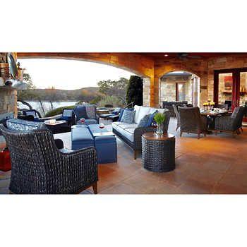 Trevisio 24 Piece Estate Collection Patio Outdoor Living 7