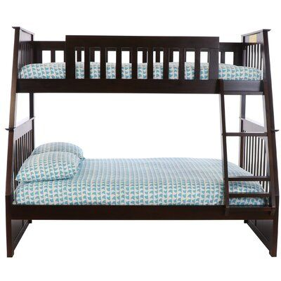 Birch Lane Heritage Giuliano Twin Over Full Bunk Bed Bunk Beds