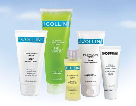 cream G.M. Collin Body Care...