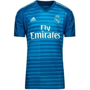 adidas 2018 2019 Real Madrid Away Goalkeeper Football Soccer