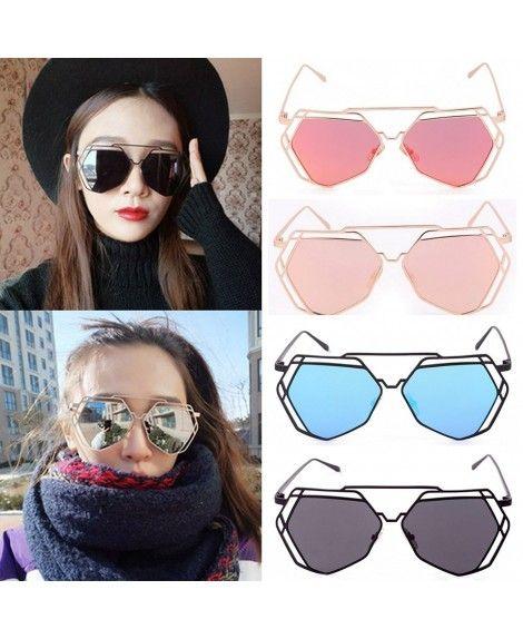 f6ce4a0351bb Women's Sunglasses, Oversized, Women Cat Eye Sunglasses Oversized Designer  Vintage Fashion Shades -Gold&Red - CE12GGCMHVH #women #sunglasses  #fashionwomen ...