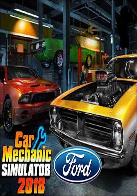 car mechanic simulator 2018 download free full version pc game