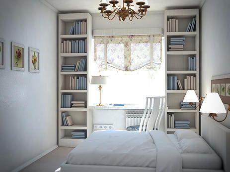 Svetlaya Spalnya Rostovondon Interiordesign Bedroom