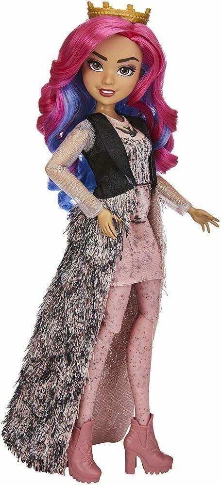 Disney Descendants 3 Audrey Singing Doll Sings Queen of Mean Kid Toy