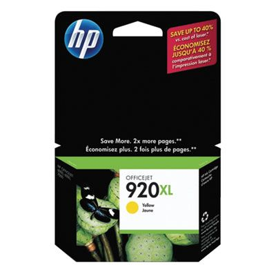 Hp 920xl Yellow Ink Cd974ac140 Ink Cool Things To Buy The