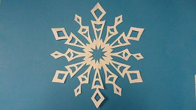 List of Pinterest how to fold paper snowflakes tutorials snow flake