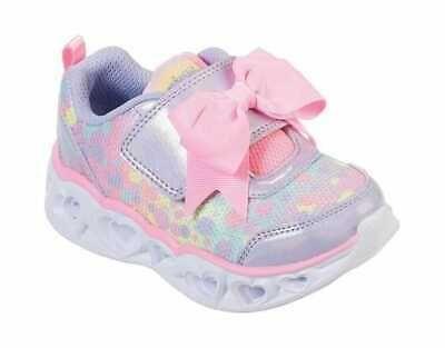 Toddler Skechers S Lights Heart Lights