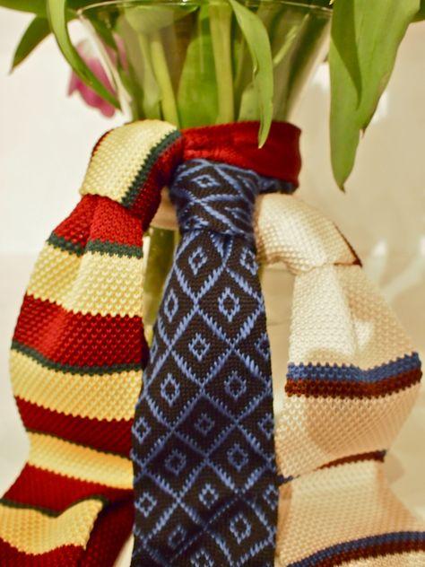 Haight & Ashbury Knit Tie: $45