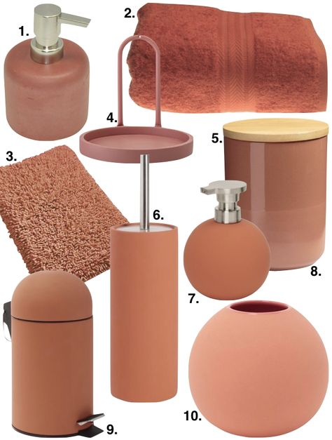 Couleur terracotta : où l'adopter en déco ? - Clem Around The Corner