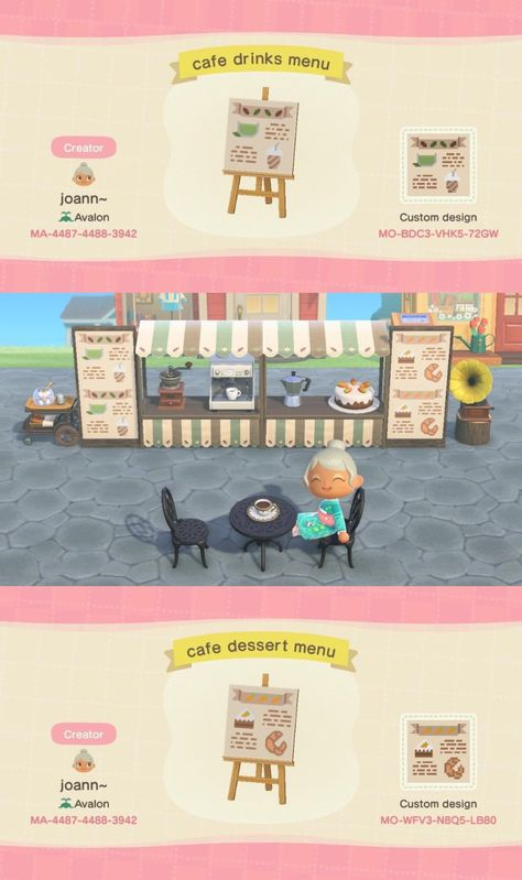 animal crossing a little outdoor cafe setup i put together! Animal Crossing 3ds, Animal Crossing Coffee, Animal Crossing Villagers, Animal Crossing Qr Codes Clothes, Flamingo Illustration, Simple Illustration, Animal Games, My Animal, Drawing Lessons