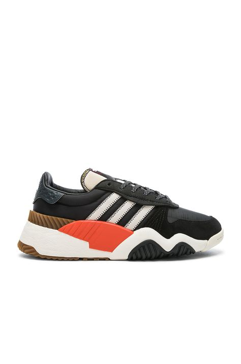 7df0e6c271c adidas by Alexander Wang Trainers in Core Black & Core White & Borang | FWRD